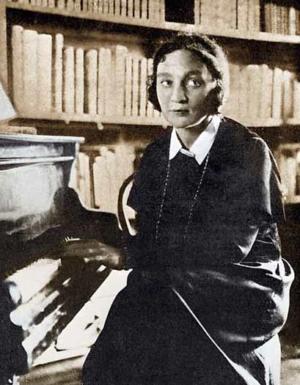 М.В. Юдина, 1930-е годы