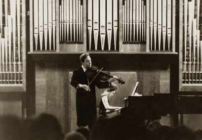 Сольный концерт в Малом зале Московской консерватории с Ларисой Пантелеевой